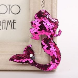 Accessories - Sequins Mermaid keychain